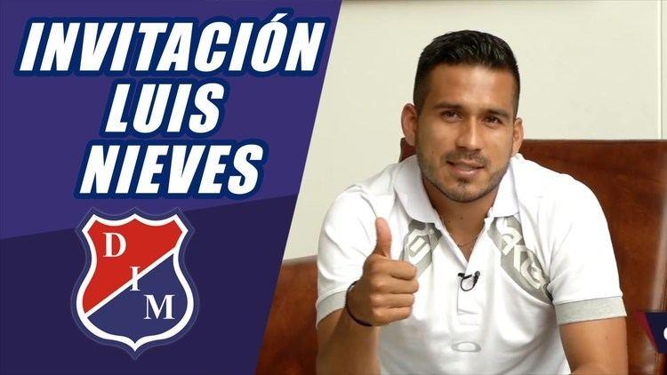 Luis Nieves DIMTV invitacin de Luis Nieves a la FamiliaRoja YouTube