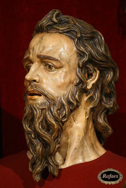Luis Ortega Bru Apostoles del paso de la Sagrada Cena de Sevilla Luis