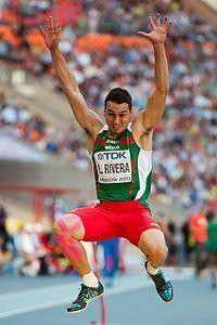Luis Rivera (athlete) httpsuploadwikimediaorgwikipediacommonsthu