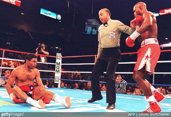 Luis Santana Flashback Friday Terrible Terry Norris vs Luis Santana 3
