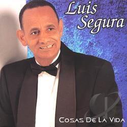 Luis Segura Luis Segura Cosas De La Vida CD Album