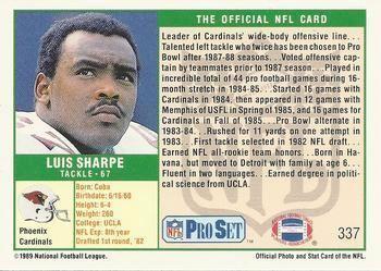 Luis Sharpe The Trading Card Database Luis Sharpe Gallery