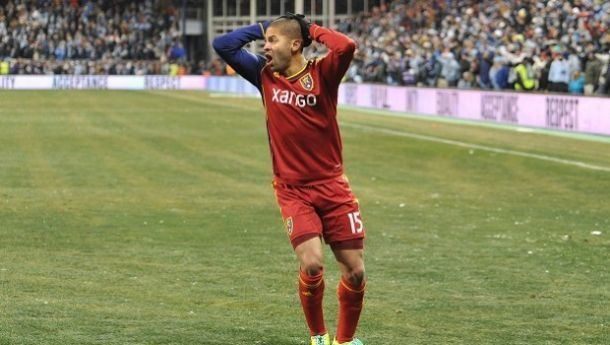 Luis Silva DC United Trade Luis Silva To Real Salt Lake For Alvaro Saborio