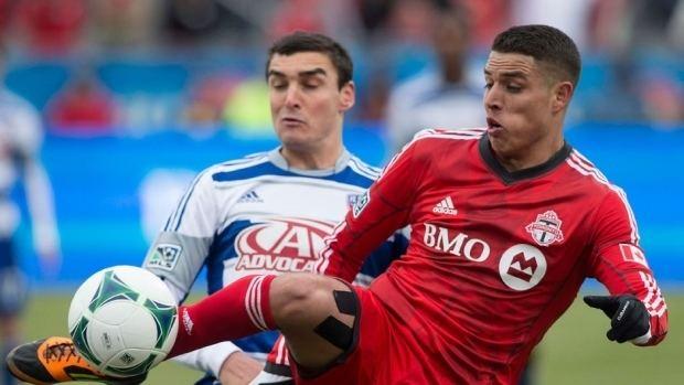 Luis Silva Toronto FC trades Luis Silva to DC United CBC Sports Soccer