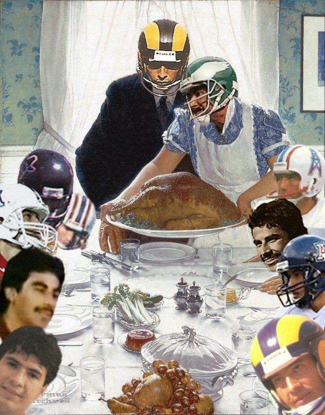 Luis Zendejas A Very Zendejas Thanksgiving The Classical