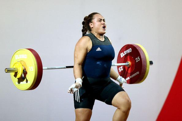 Luisa Peters Luisa Peters Photos Photos 20th Commonwealth Games Weightlifting