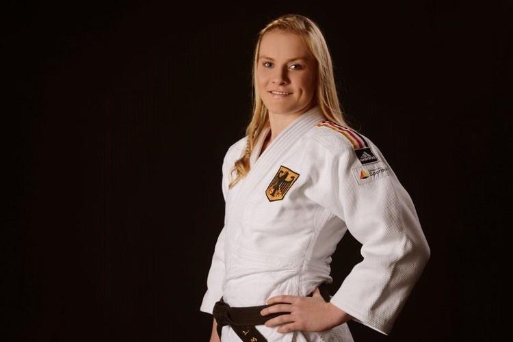 Luise Malzahn Luise Malzahn Deutsche Judoka