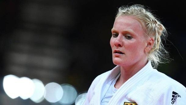 Luise Malzahn Rio 2016 Judoka Luise Malzahn verliert bei Olympia mit Kreuzbandriss