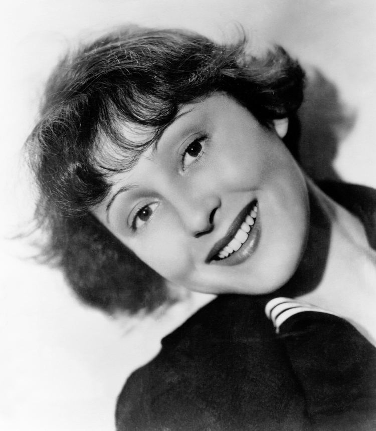 Luise Rainer Luise Rainer Garbo Laughs