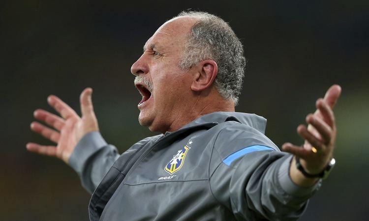 Luiz Felipe Scolari Brazil39s Luiz Felipe Scolari fired by World Cup after