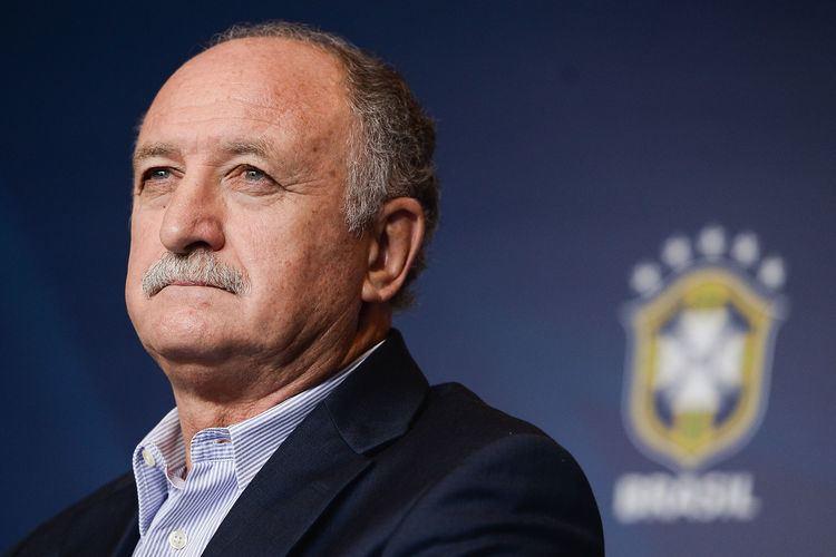 Luiz Felipe Scolari Brazil coach Luiz Felipe Scolari takes psychologist39s