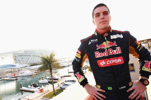 Luiz Razia Formula 1 Rookie Luiz Razia joins Marussia for 2013 Mirror Online