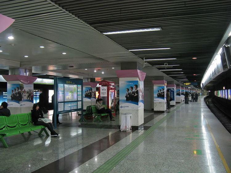 Lujiazui Station