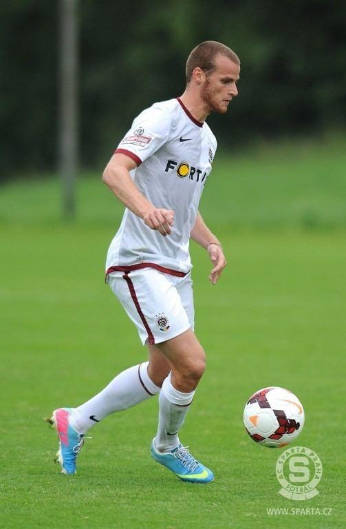 Lukáš Pauschek Utkn s Admirou nedohrno AC Sparta Praha