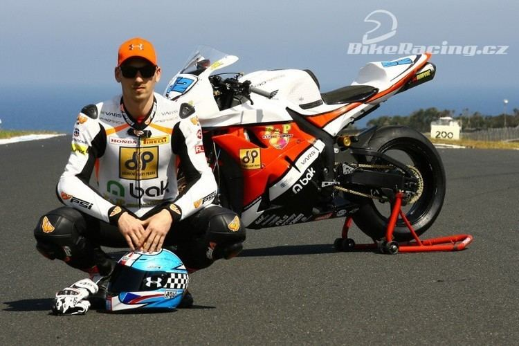 Lukáš Pešek OK Luk Peek do MotoGP 2013