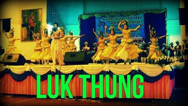 Luk thung Luk Thung popular thai folk music YouTube