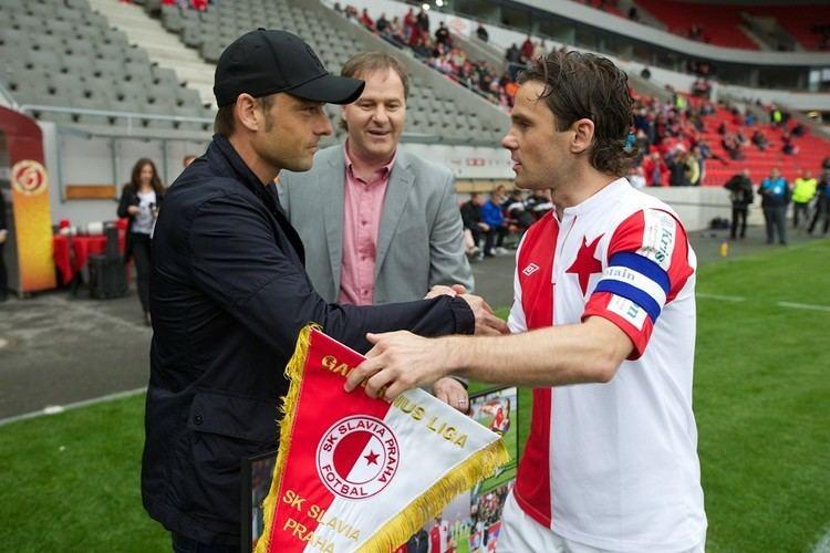 Lukas Jarolim SK Slavia Praha Profil hre Luk JAROLM
