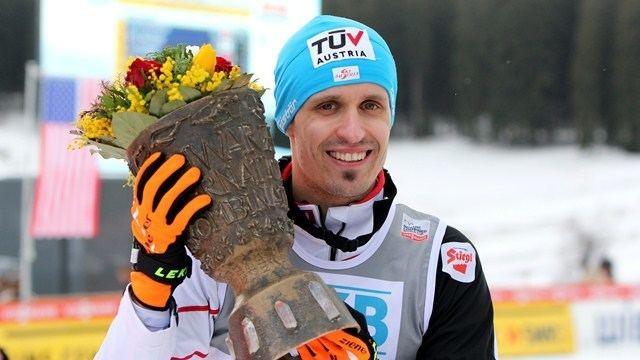 Lukas Klapfer And the Schwarzwaldpokal winner is Lukas Klapfer FISSKI