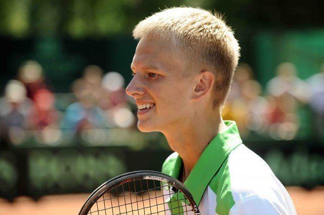 Lukas Mugevičius The Davis Cup MensTennisForumscom