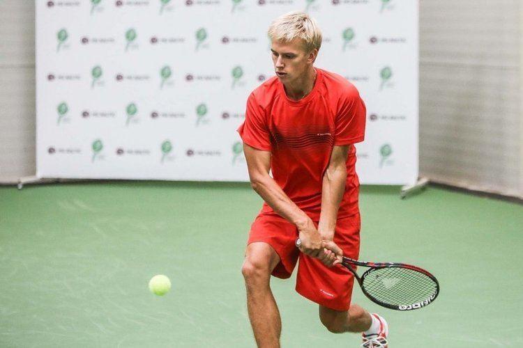 Lukas Mugevičius L Mugeviius pergale pradjo ITF serijos teniso turnyro Turkijoje