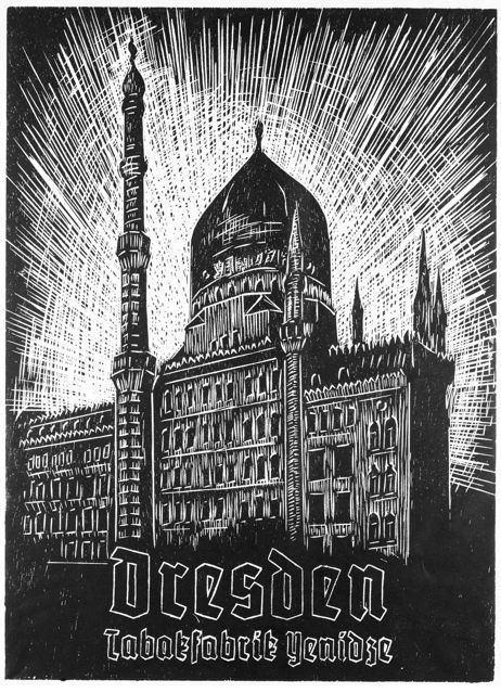 Lukas Pusch Arbeiten von Lukas Pusch Deutsche Moscheen Einzelbltter