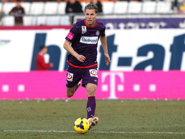 Lukas Rotpuller Bundesliga News Rotpuller ist zurck bei der Austria