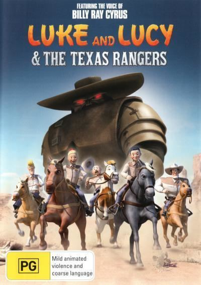 Luke and Lucy: The Texas Rangers Luke and Lucy and The Texas Rangers on DVD Buy new DVD amp Bluray