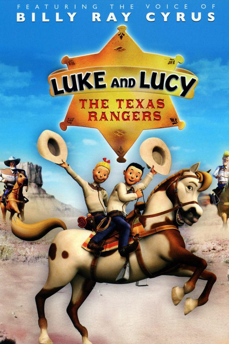 Luke and Lucy: The Texas Rangers wwwgstaticcomtvthumbdvdboxart8494254p849425