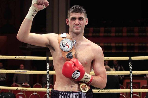 Luke Blackledge Rocky Fielding now defending Commonwealth title against Luke
