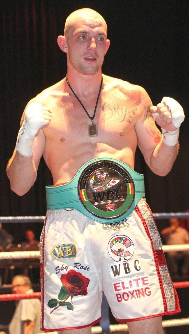 Luke Blackledge Bolton boxer Luke Blackledge targets world title fights after