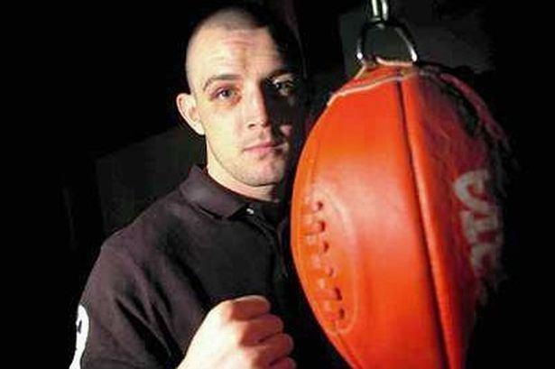 Luke Blackledge Boxer Luke Blackledge sees off former world champ Accrington Observer