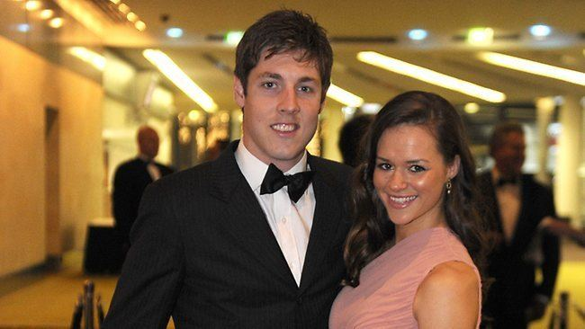 Luke Blackwell Claremont midfielder Luke Blackwell wins 2011 Sandover Medal