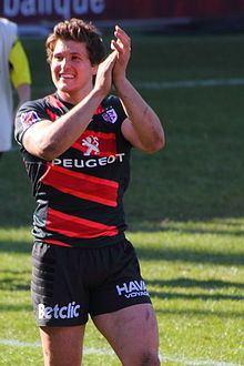 Luke Burgess (rugby union) Luke Burgess rugby union Wikipedia the free encyclopedia