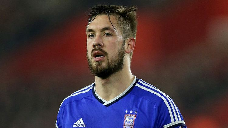 Luke Chambers Ipswich captain Luke Chambers aiming for Premier League
