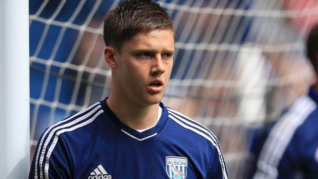 Luke Daniels BBC Sport West Bromwich Albion New deal for keeper Luke