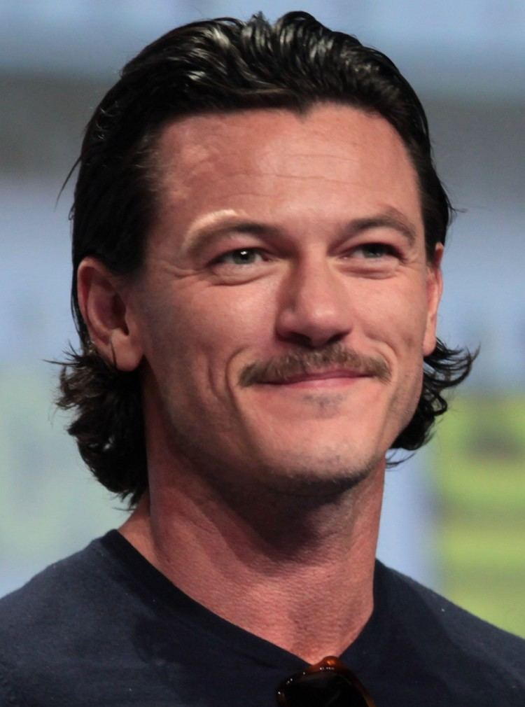 Luke Evans (actor) Luke Evans actor Wikipedia the free encyclopedia