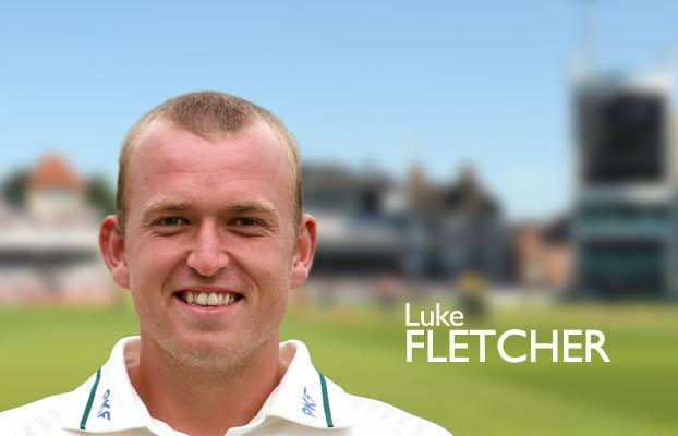 Luke Fletcher Nottinghamshire County Cricket Club Luke Fletcher