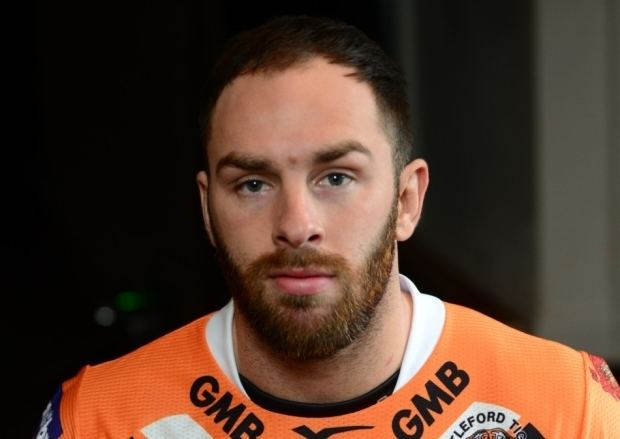 Luke Gale Video Castleford39s new recruit Gale has one eye on