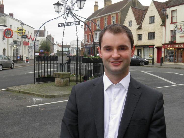 Luke Hall (politician) MPs Column Thornbury and Yate MP Luke Hall shares his week with