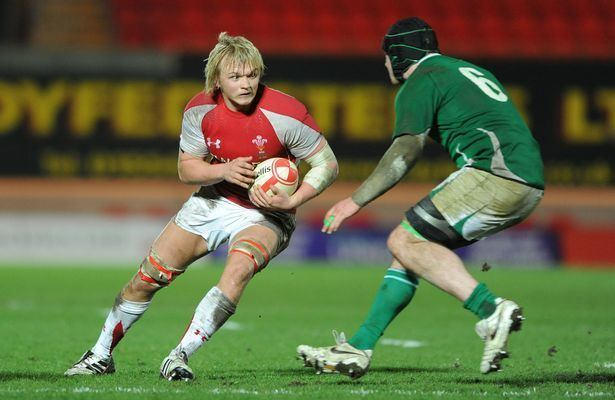 Luke Hamilton The remarkable story of the unknown and unwanted Welshman who has