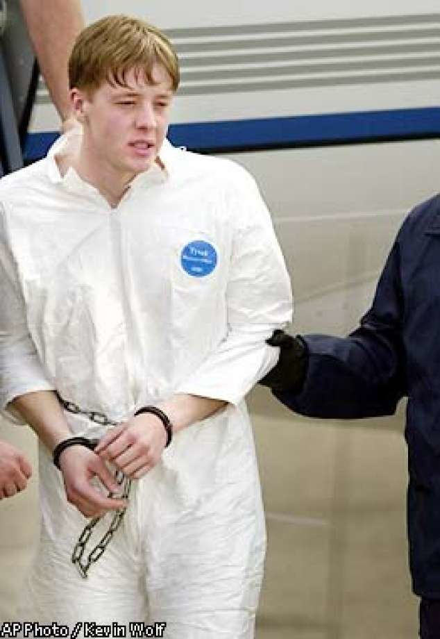 Luke Helder CRIME Pitfalls of Profiling Conjuring up psyche of
