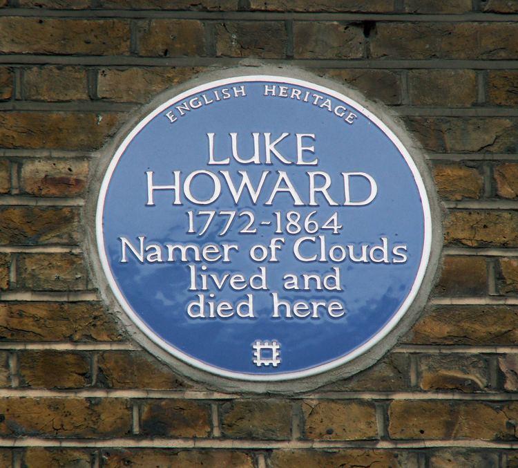 Luke Howard Luke Howard Wikipedia the free encyclopedia