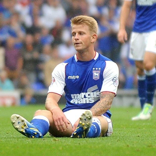 Luke Hyam Ipswich Town midfielder Luke Hyam admits 39I39ve not been