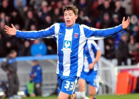 Luke James (footballer) luke james Football League World