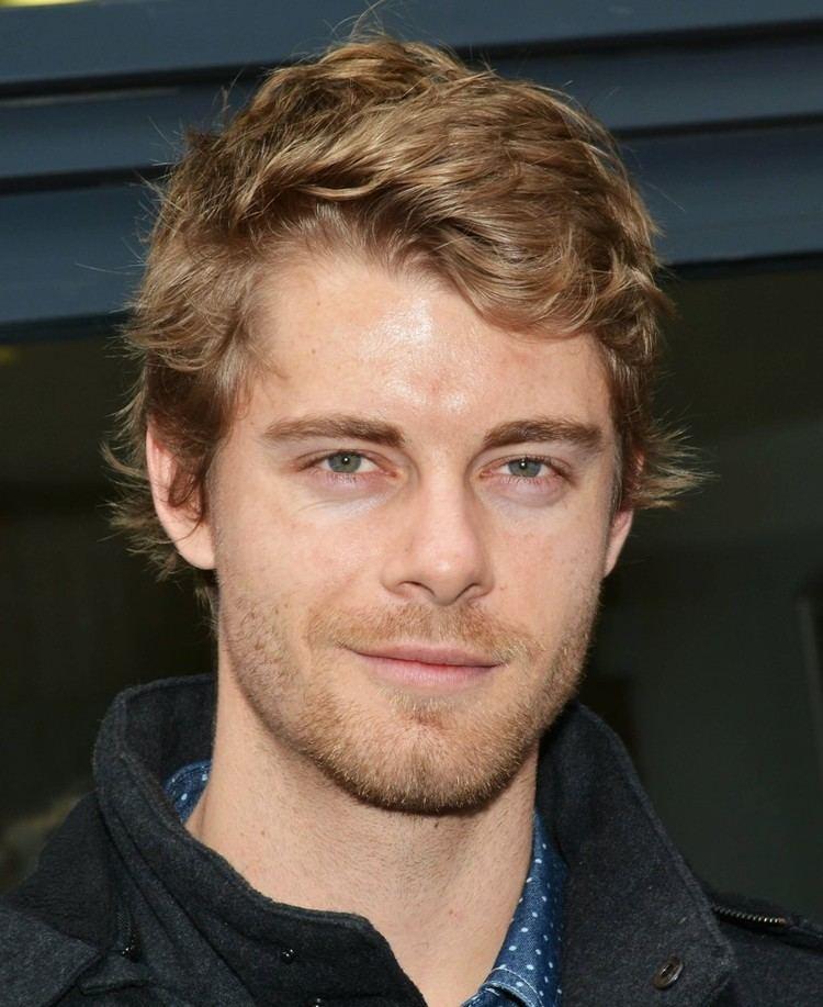 Luke Mitchell Luke Mitchell Cast As 39Charismatic Inhuman39 On AGENTS OF