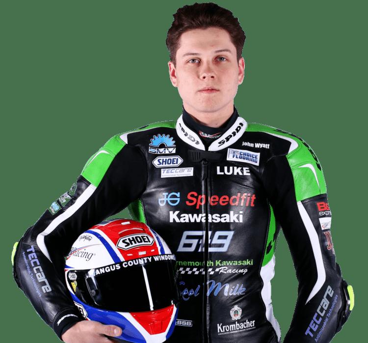 Luke Mossey Luke Mossey British Superbikes Rider JG Speedfit Kawasaki