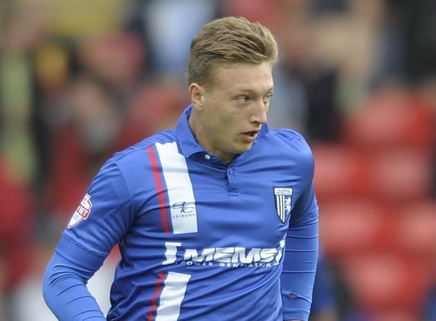 Luke Norris Gillingham yet to pay Championship side Brentford for