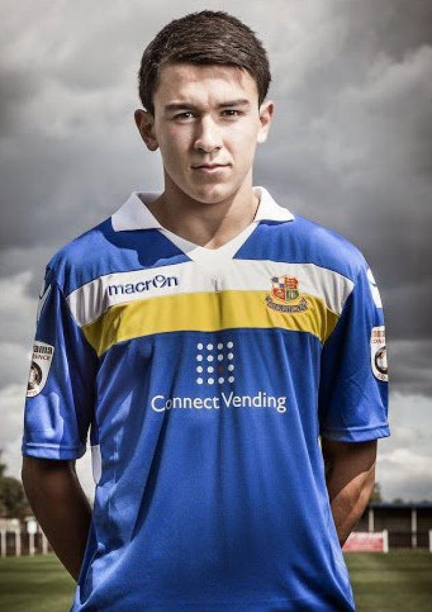Luke O'Nien Wealdstone boss Bartlett hopes loan signing Luke O39Nien will inspire