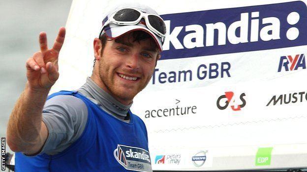 Luke Patience BBC Sport Luke Patience39s Olympic dream rewarded