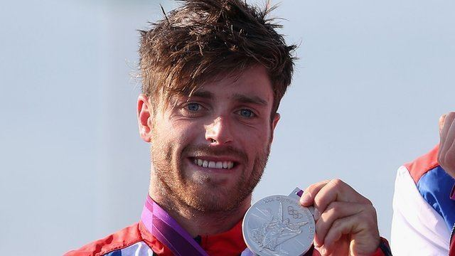 Luke Patience Sailing Luke Patience 39obsessed39 with Rio 2016 BBC Sport